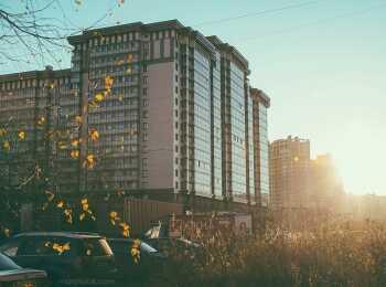 Высота дома 13-18 этажей